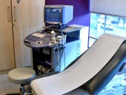 Unidad de ultrasonido y diagnóstico prenatal
